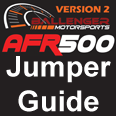 AFR500 Jumpers Guide