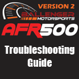 AFR500 Troubleshooting Guide