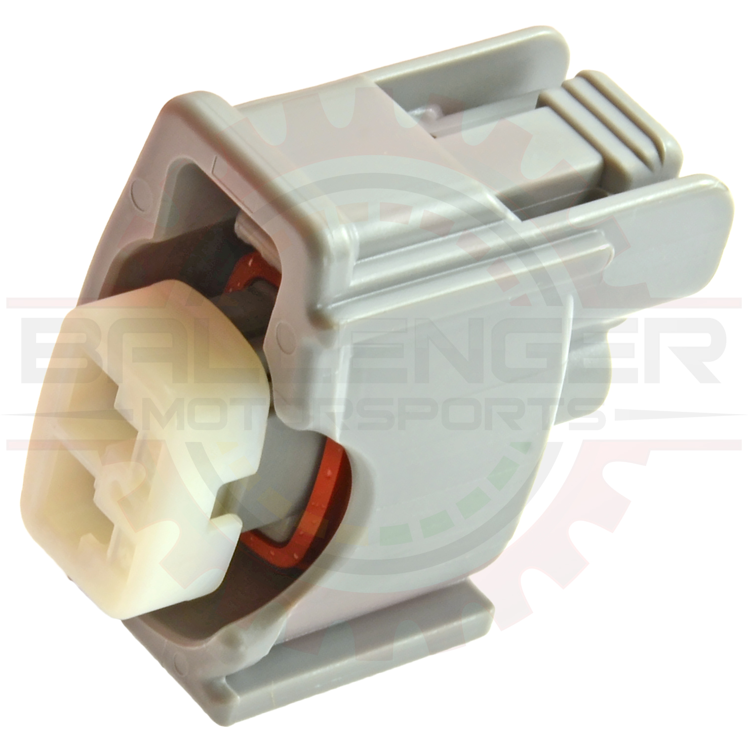 home  shop  connectors harnesses  sumitomo  2 way toyota 2 way toyota style injector connector ignition coil connector pigtail gray 90980