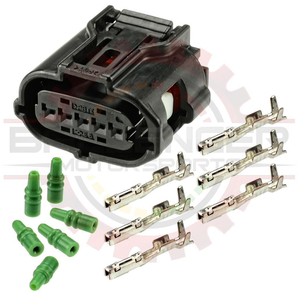 Home » Shop » Connectors / Harnesses » Sumitomo » 5 Way TS 025 Plug ...