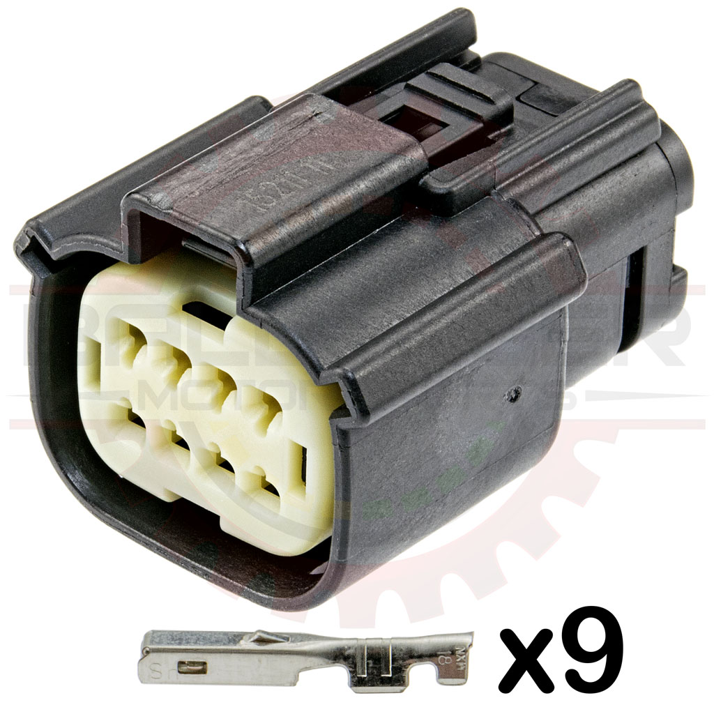 Awesome Home Shop Connectors Harnesses Tyco Amp 8 Way Dodge Wiring 101 Ferenstreekradiomeanderfmnl