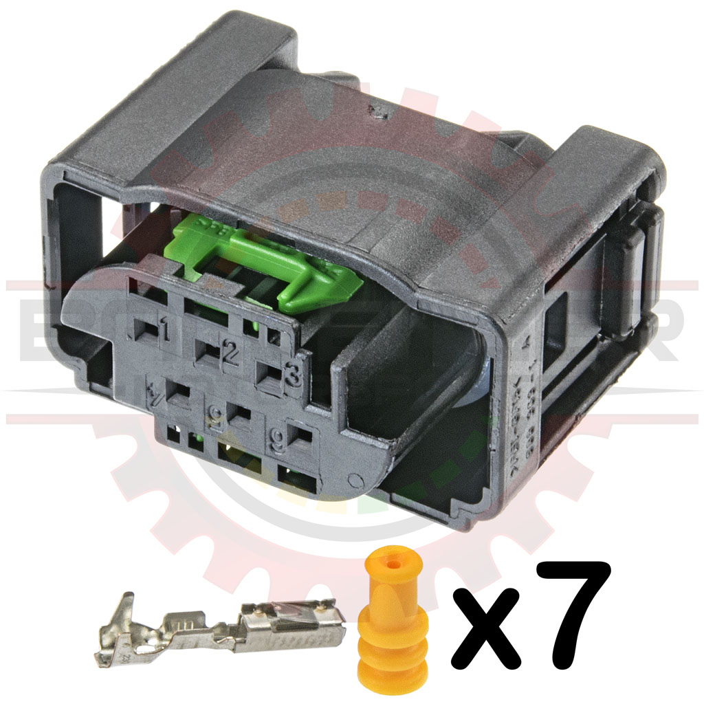 Motors Electrical Connections Quick Connect Terminals With Lead Wires
