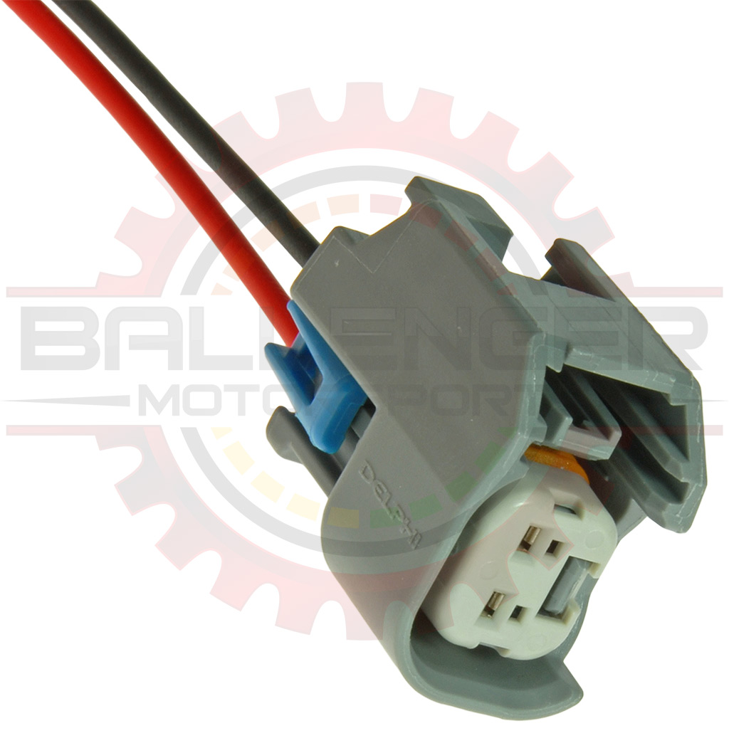 EV6 EV14 Fuel Injector Female Connector Harness Pigtail