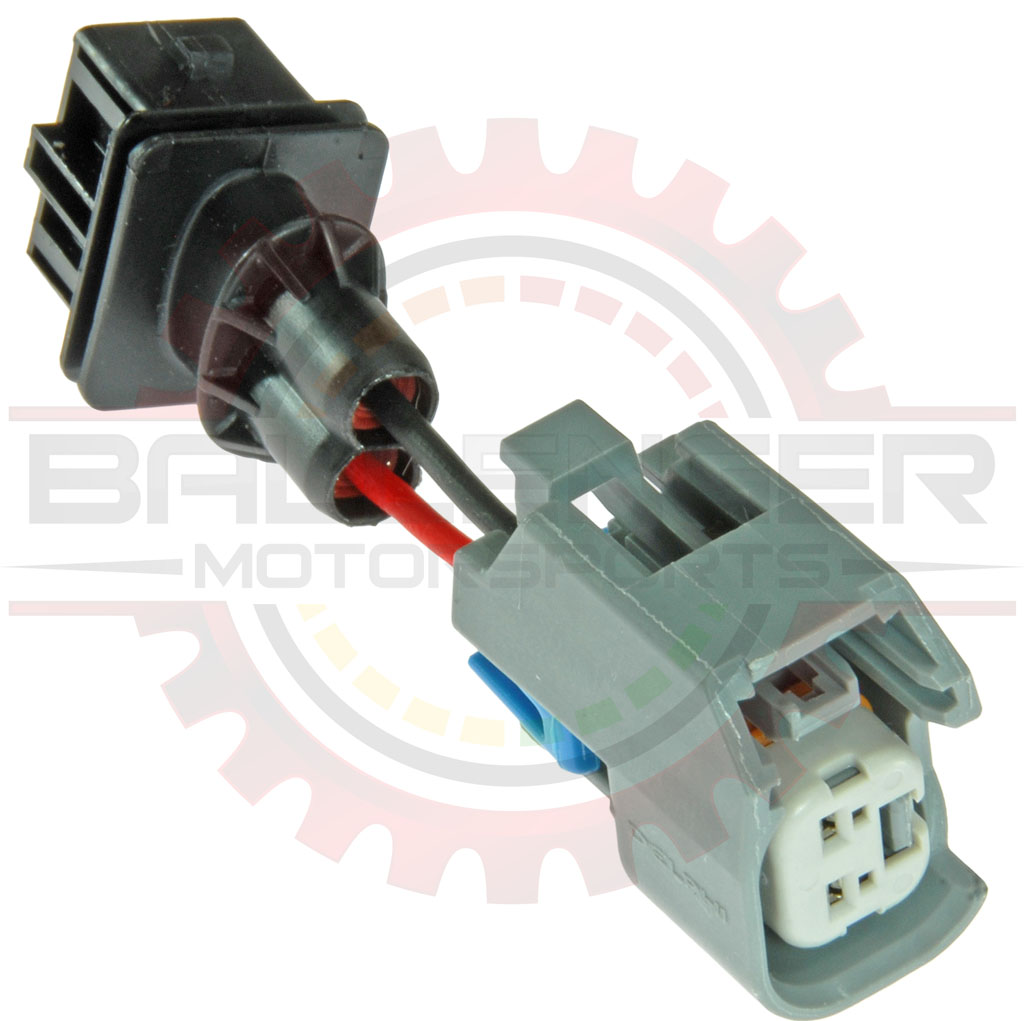 EV1 Harness to EV6/EV14 Injector connector adapter - 2 inch
