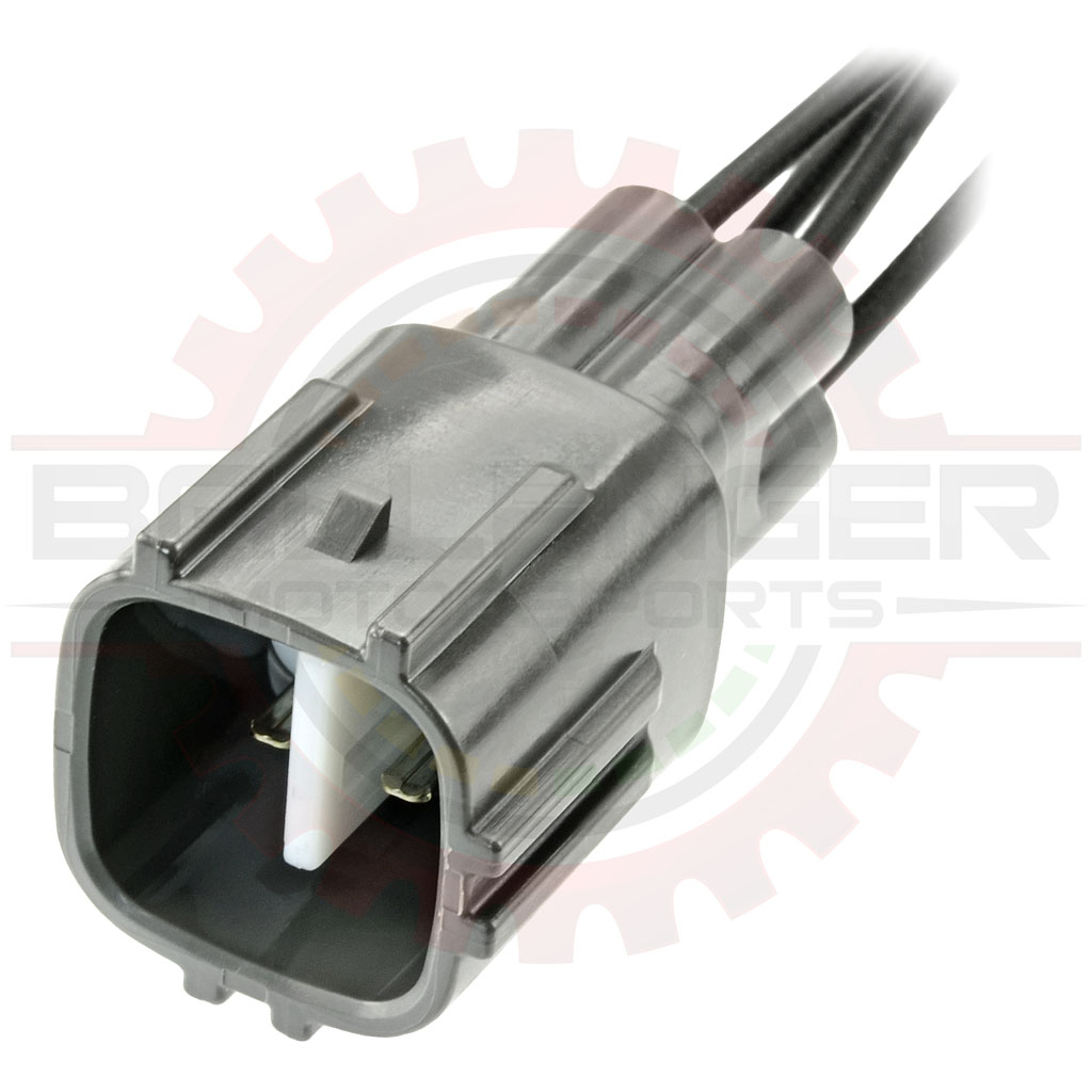 4 way receptacle pigtail for subaru toyota oxygen sensor