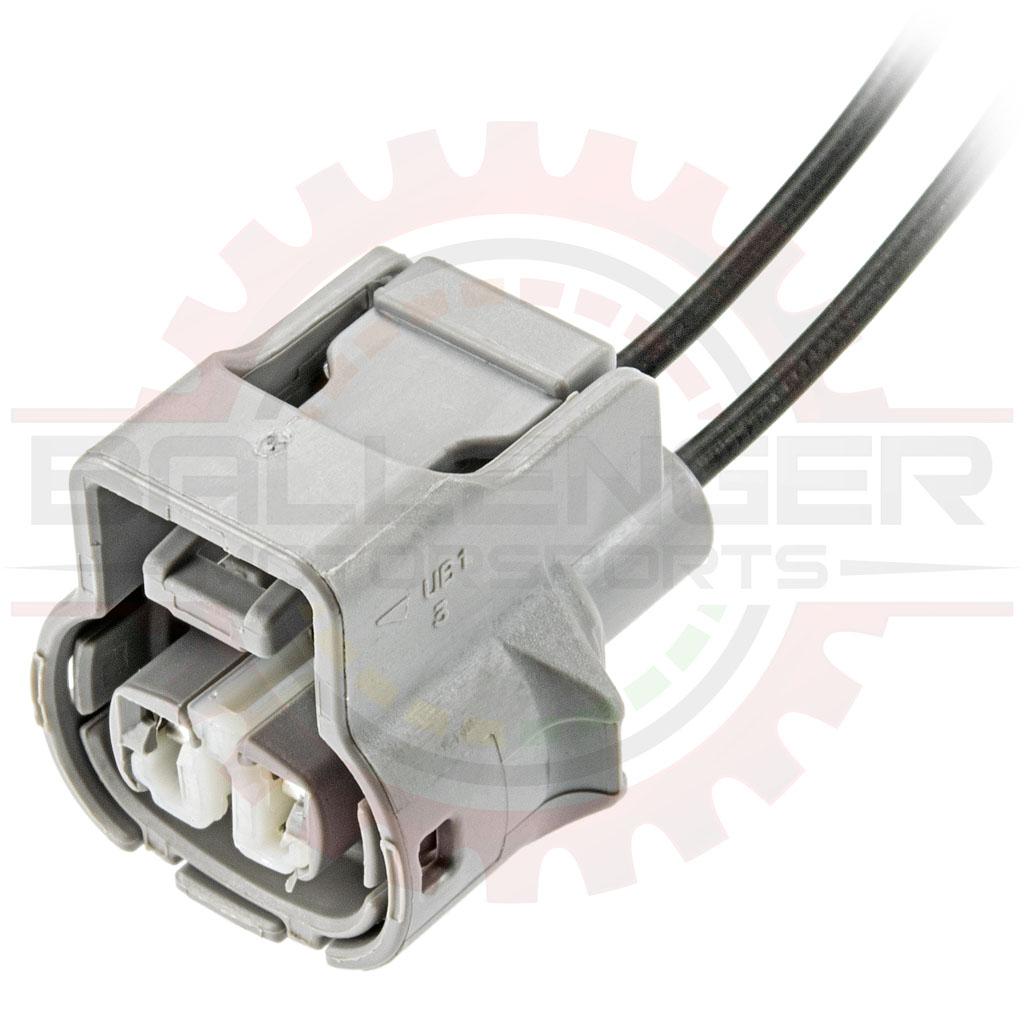 Home » Shop » Connectors / Harnesses » Yazaki » 2 Way Connector Plug ...