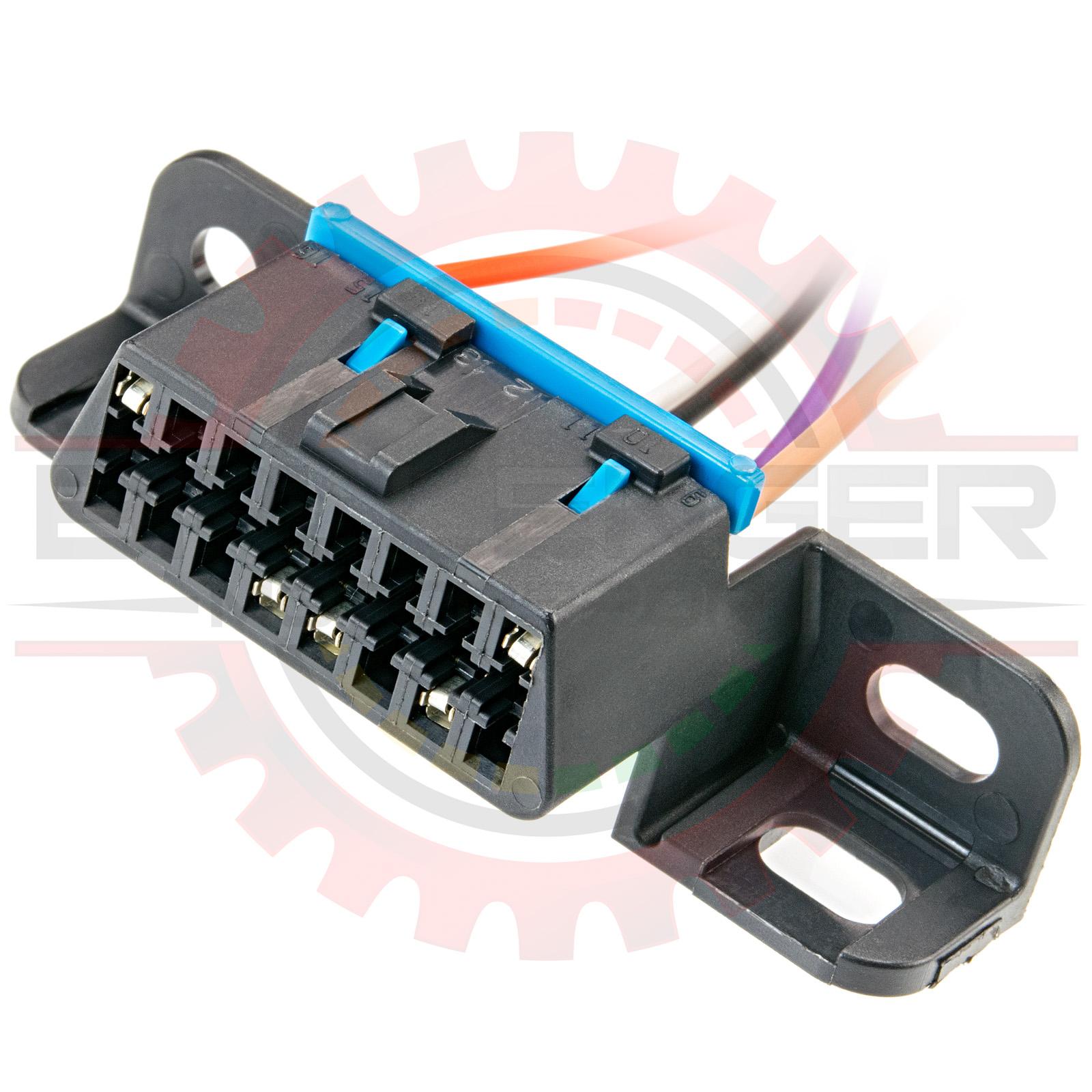 Home Shop Connectors Harnesses Obd Ii Gm Obd2 Obdii Aldl Wiring 1997 Toyota 4runner Pigtail Harness Ls1 Lt1 12110250