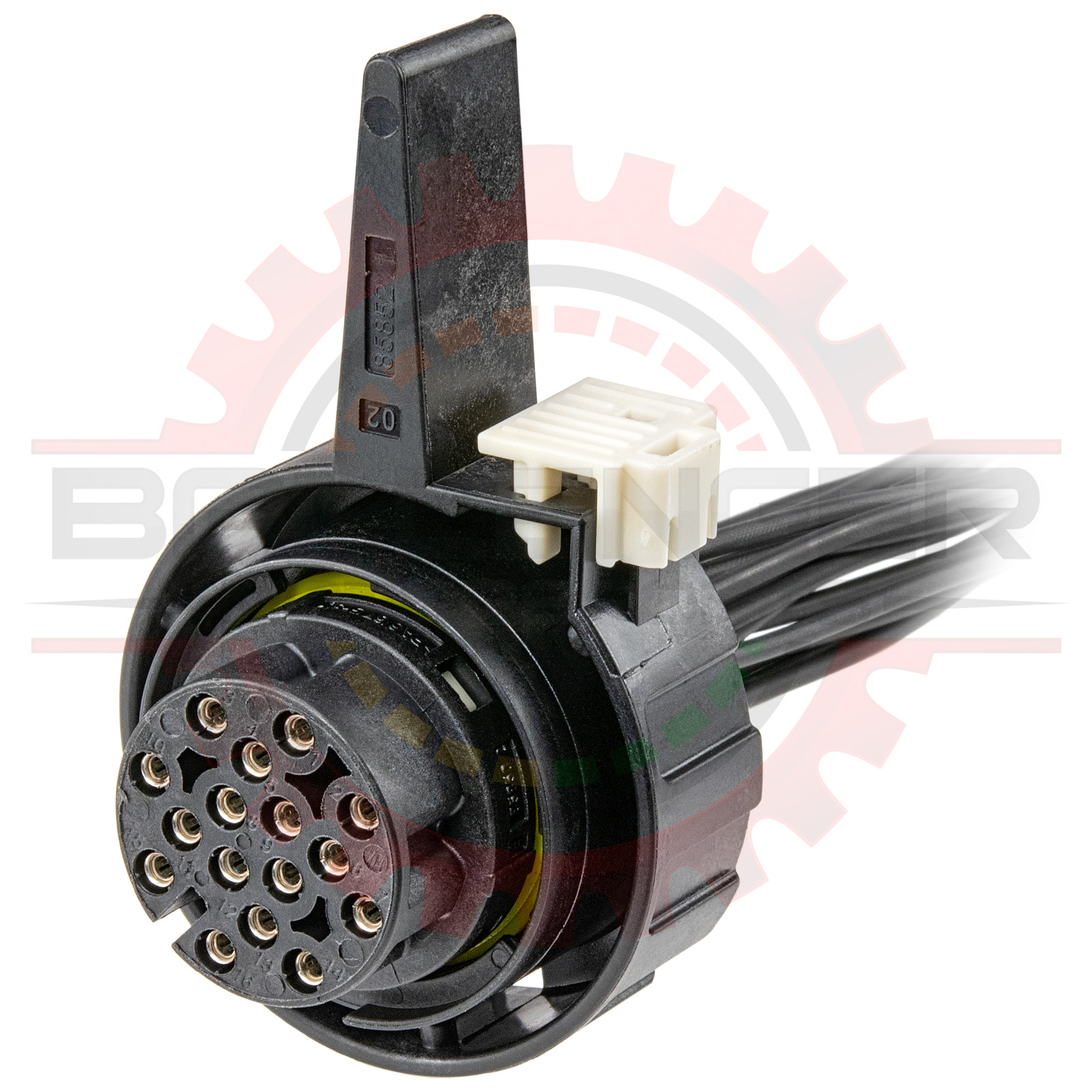 Home Shop Connectors Harnesses Kostal 6l90e 6l80e 6r80 Transmission Connector Pigtail