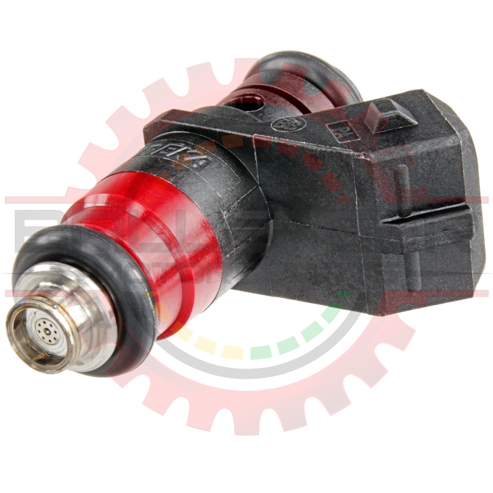 Siemens Deka V 80lb//hr Fuel Injectors EV1 Bosch Short 48mm A2C32624700 Set 4
