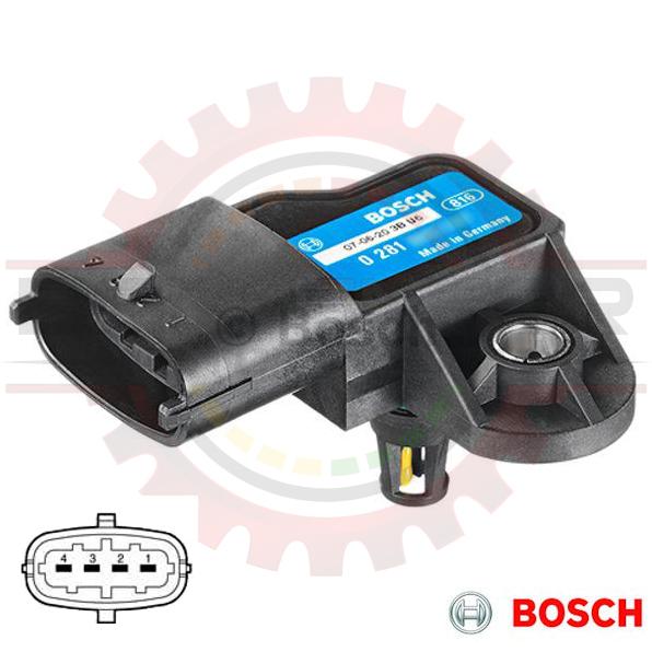Home Shop Sensors Pressure Sensors Bosch 3 Bar TMap Map