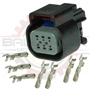 GM Delphi / Packard - 6 Way GT 150 Plug Connector Kit for LS2 Throttle Body