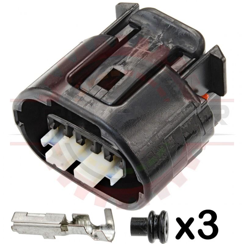 Sumitomo Ts 3 Way Alternator Plug Production Kit Toyota