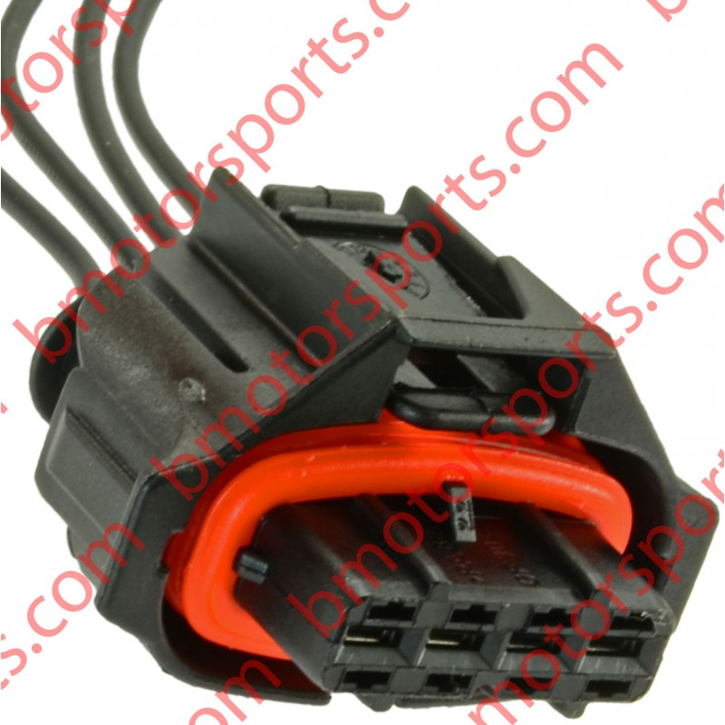 4-way sealed Plug Bosch BSK Connector Pigtail for Bosch MAP