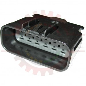 GM Delphi / Packard - 12-Way GT 280 Receptacle ( connector only )