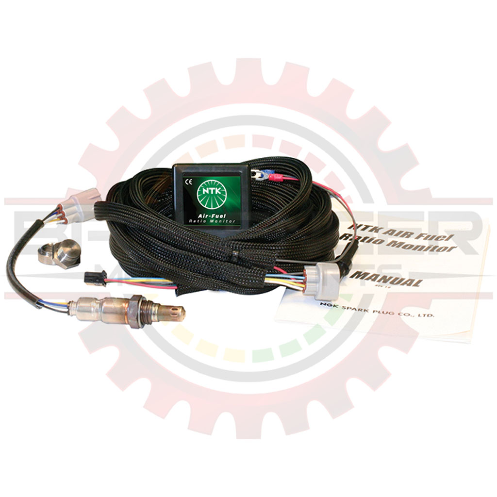 NTK AFRM - Air Fuel Ratio Monitor Kit - Wideband O2 - PN 96604 - w/ NTK Sensor
