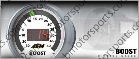 AEM Boost Gauge - PN 30-4406