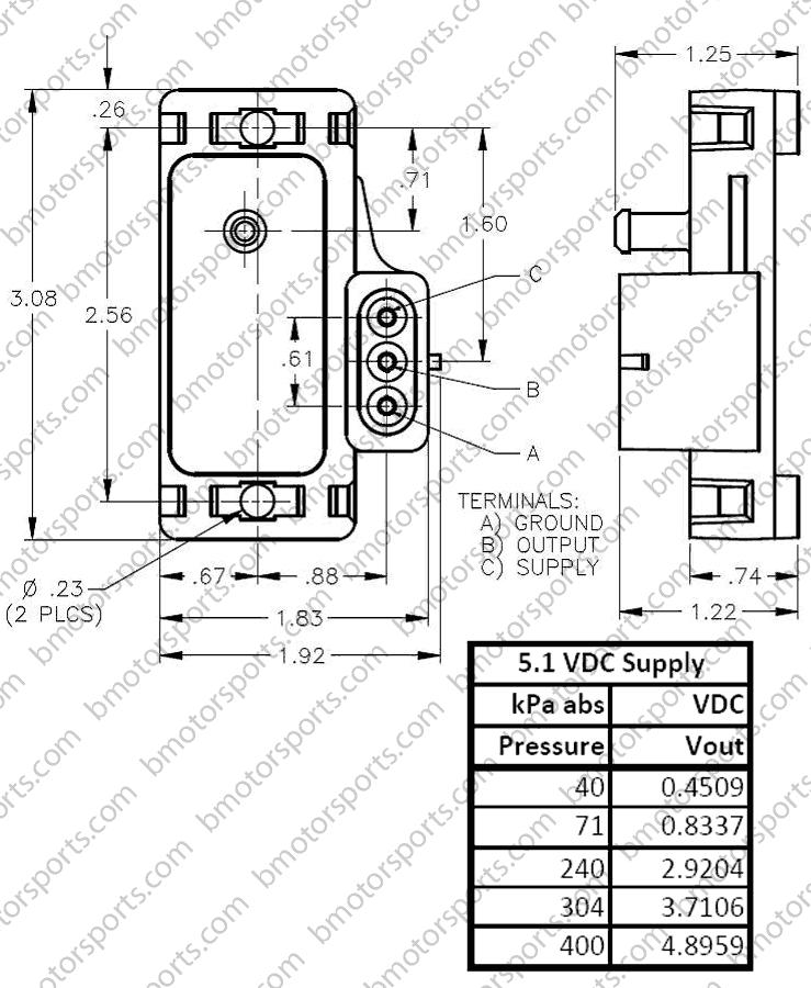 home  u00bb shop  u00bb sensors  u00bb pressure sensors  u00bb delphi    gm 4